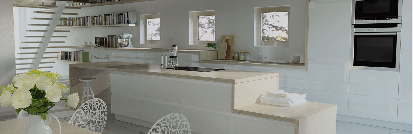 Kitchen designers in Monmouth and Ross on Wye